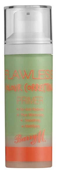 Barry M Flawless Colour Correcting Primer (Green)