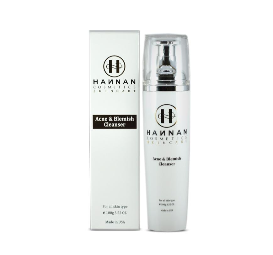 HANNAN MEDISPA Acne & Blemish Cleanser