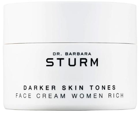 Dr. Barbara Stürm Darker Skin Tones Face Cream Rich