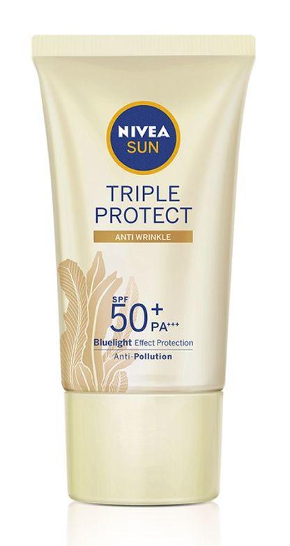 Nivea Sun Triple Protect Anti Wrinkle