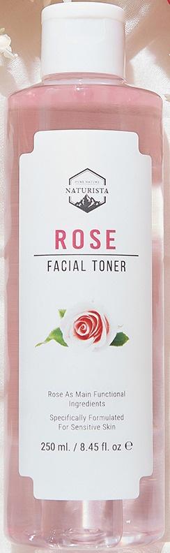 Naturista Rose Facial Toner