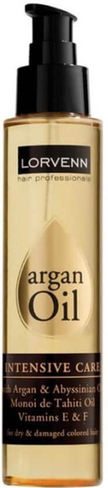 lorvenn Argan Exotic Oil Intensive Care