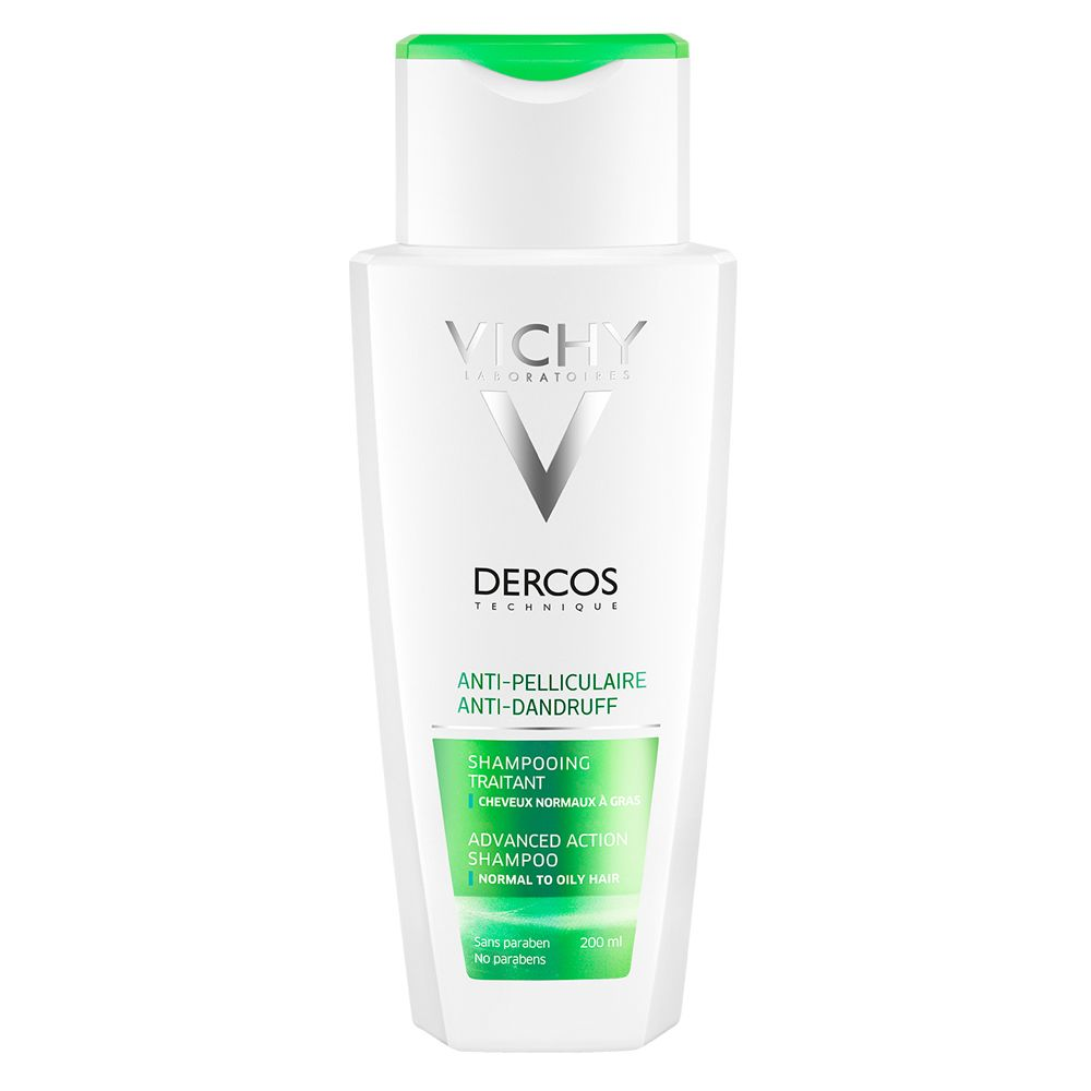 Vichy Dercos Anti-Dandruff Shampoo For Sensitive Scalp
