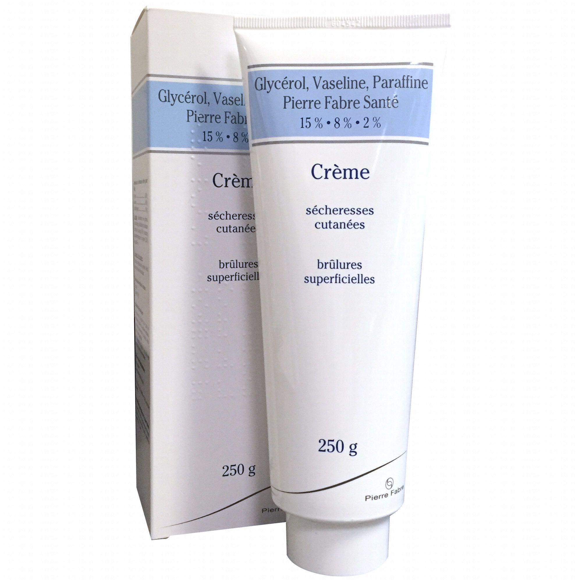 Pierre Fabre Glycerol Vaseline Paraffine 15% 8% 2%