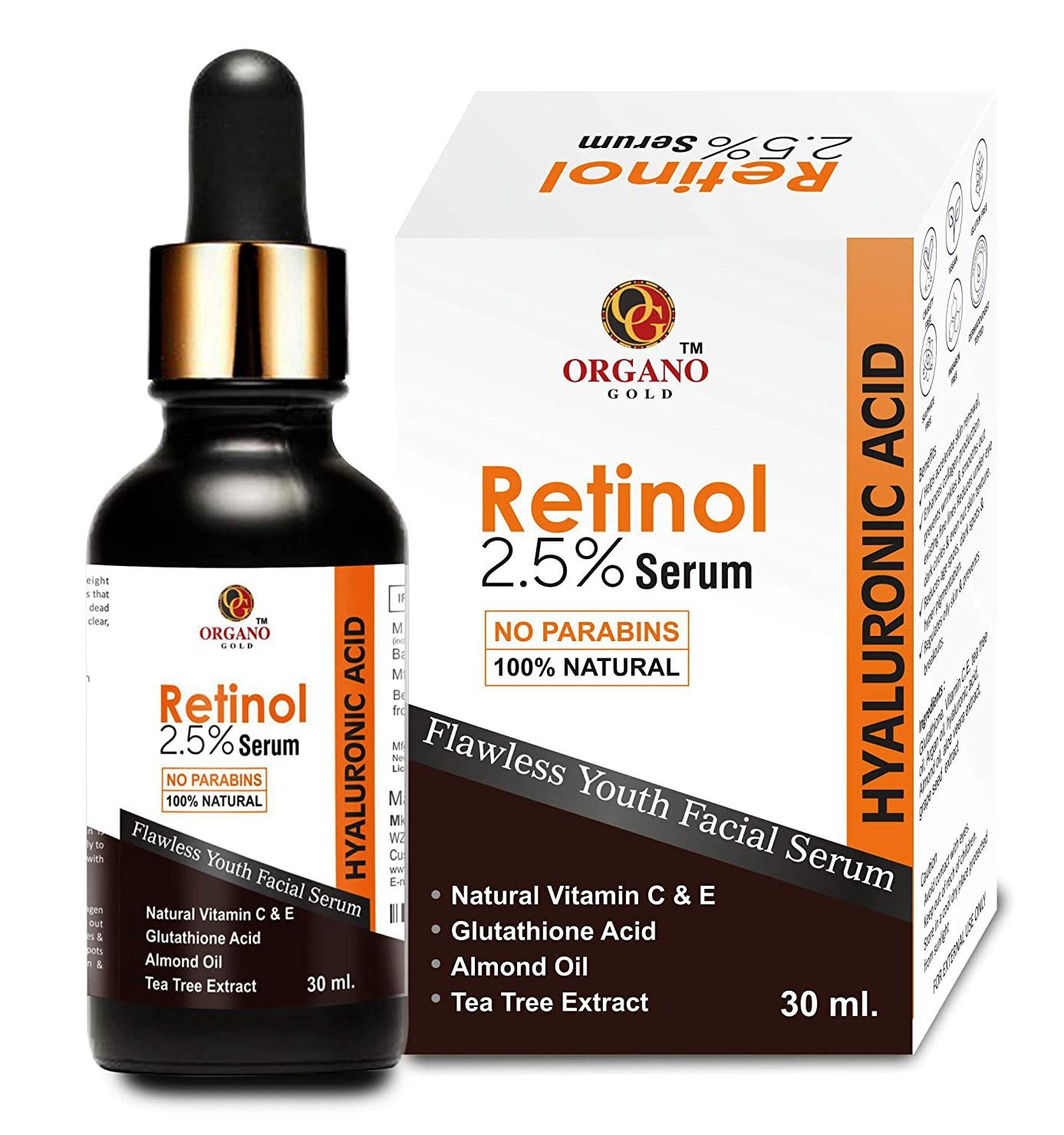 Organo Retinol Serum
