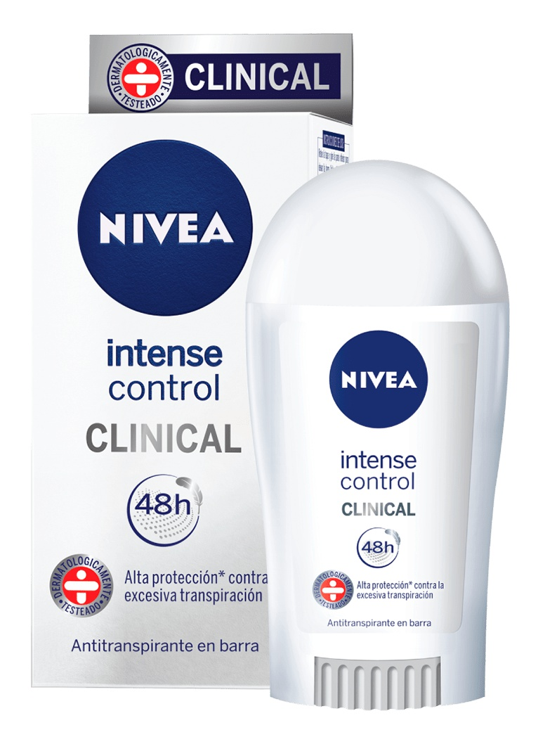 Nivea Intense Control Clinical
