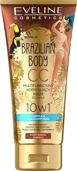 Eveline Cosmetics Brazilian Body CC Cream
