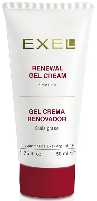 EXEL Gel Cream Renovador
