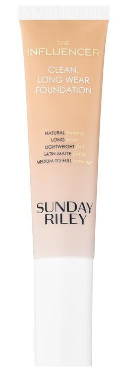 Sunday Riley The Influencer Clean Longwear Foundation