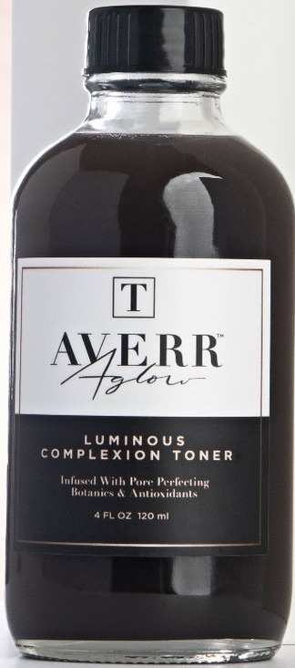 Averr Aglow Luminous Complexion Toner