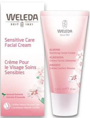 Weleda Sensitive Care Facial Cream - Almond