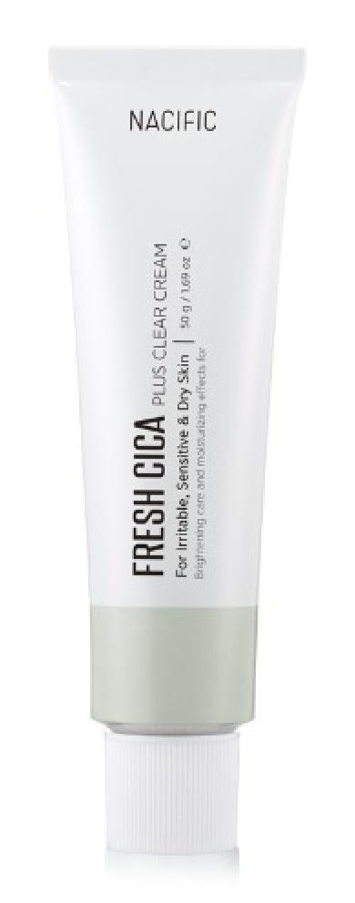 Nacific Fresh Cica Plus Clear Cream