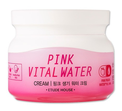 Etude House Pink Vital Water Cream