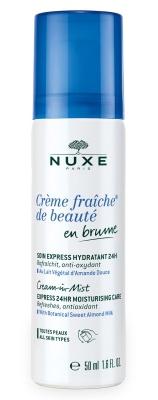 Nuxe Crème Fraîche De Beauté Cream-In-Mist 24Hr Moisturising Care Spray