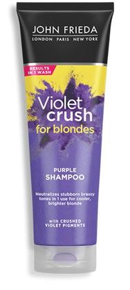 John Frieda Sheer Blonde Violet Crush Purple Shampoo