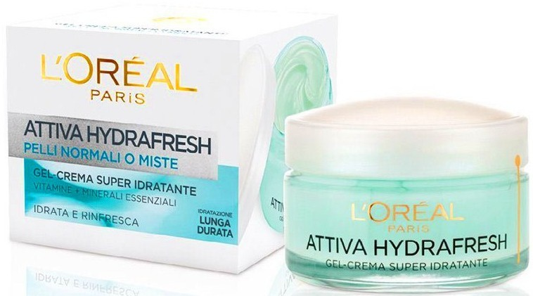 L'Oreal Attiva Hydrafresh