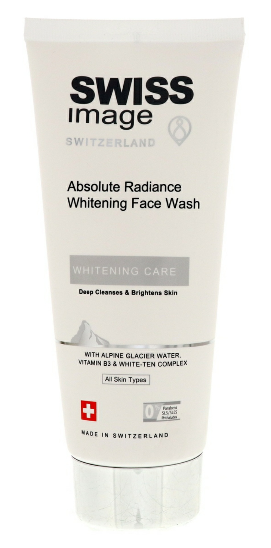 Swiss Image Absolute Radiance Whitening Face Wash