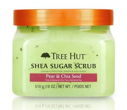Tree Hut Shea Sugar Scrub Pear & Chia