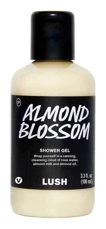 Lush Almond Blossom Shower Gel