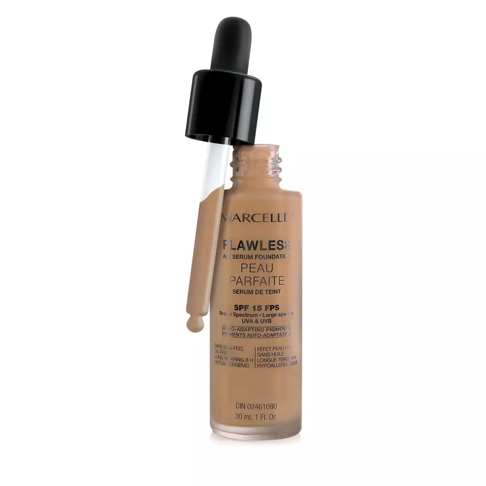 Marcelle Flawless Air Serum Foundation Spf 15