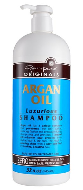 RENPURE Argan Oil Luxurious Shampoo