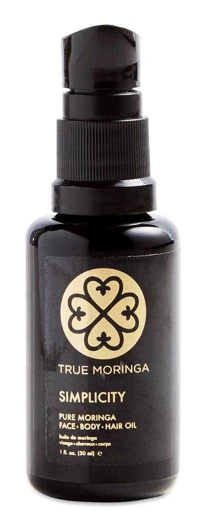 True Moringa Simplicity Moringa Oil