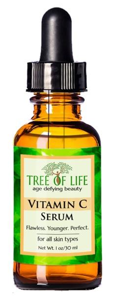 Tree of Life Beauty Vitamin C Serum