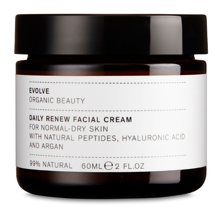 Evolve Organic Renewal Face Cream
