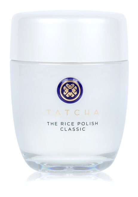 Tatcha The Rice Polish: Classic Foaming Enzyme Powder