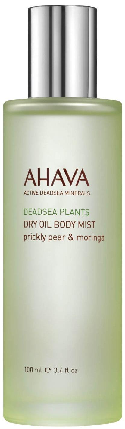 Ahava Dead Sea Plants Dry Oil Body Mist Moringa & Prickly Pear