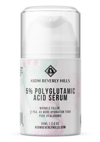 ASDM Beverly Hills 5% Polyglutamic Acid Serum