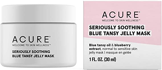 Acure Seriously Soothing, Blue Tansy Jelly Mask