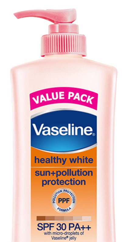 Vaseline Healthy White Sun+Pollution Protection Spf 50+ Pa ++++