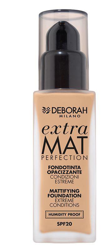 Deborah Milano Foundation Extra Mat Perfection SPF 20