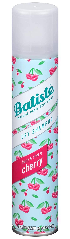 Batiste Dry Shampoo Cherry Scent
