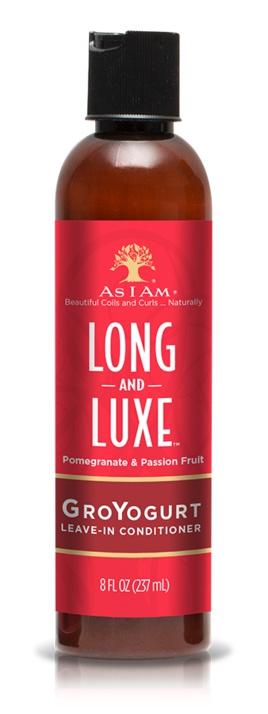 As I Am Long & Luxe Groyogurt