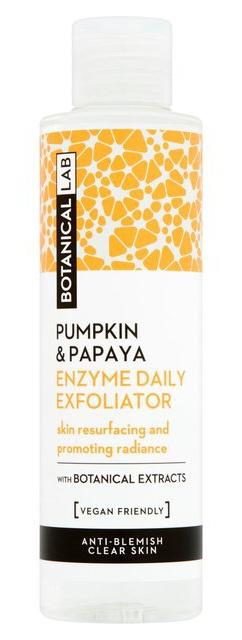 Botanical Lab Pumpkin & Papaya Enzyme Daily Exfoliator