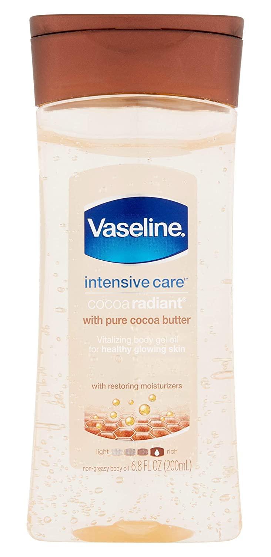 Vaseline Intensive Care Body Gel Oil