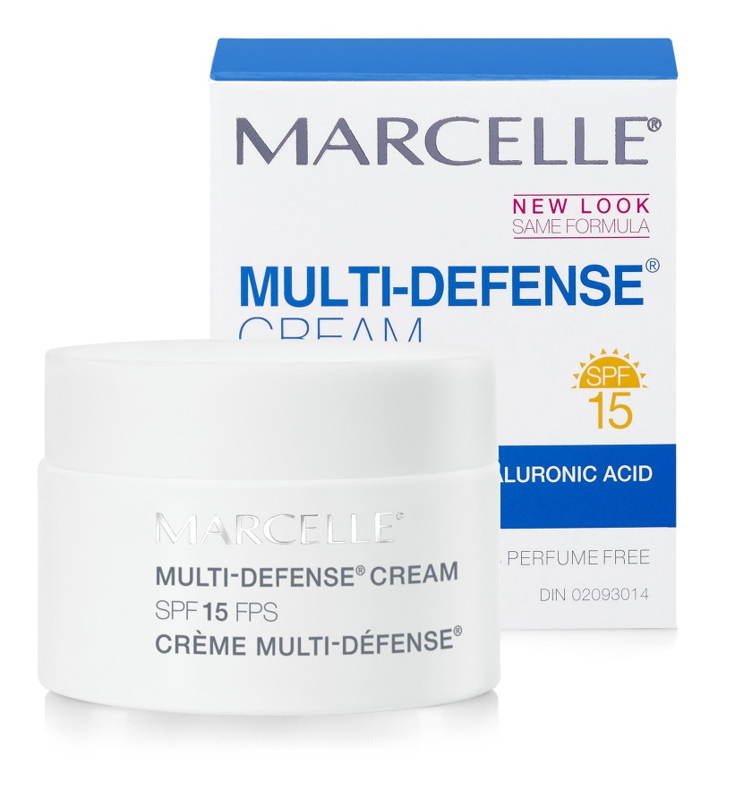 Marcelle Multi-Defense Cream SPF 15