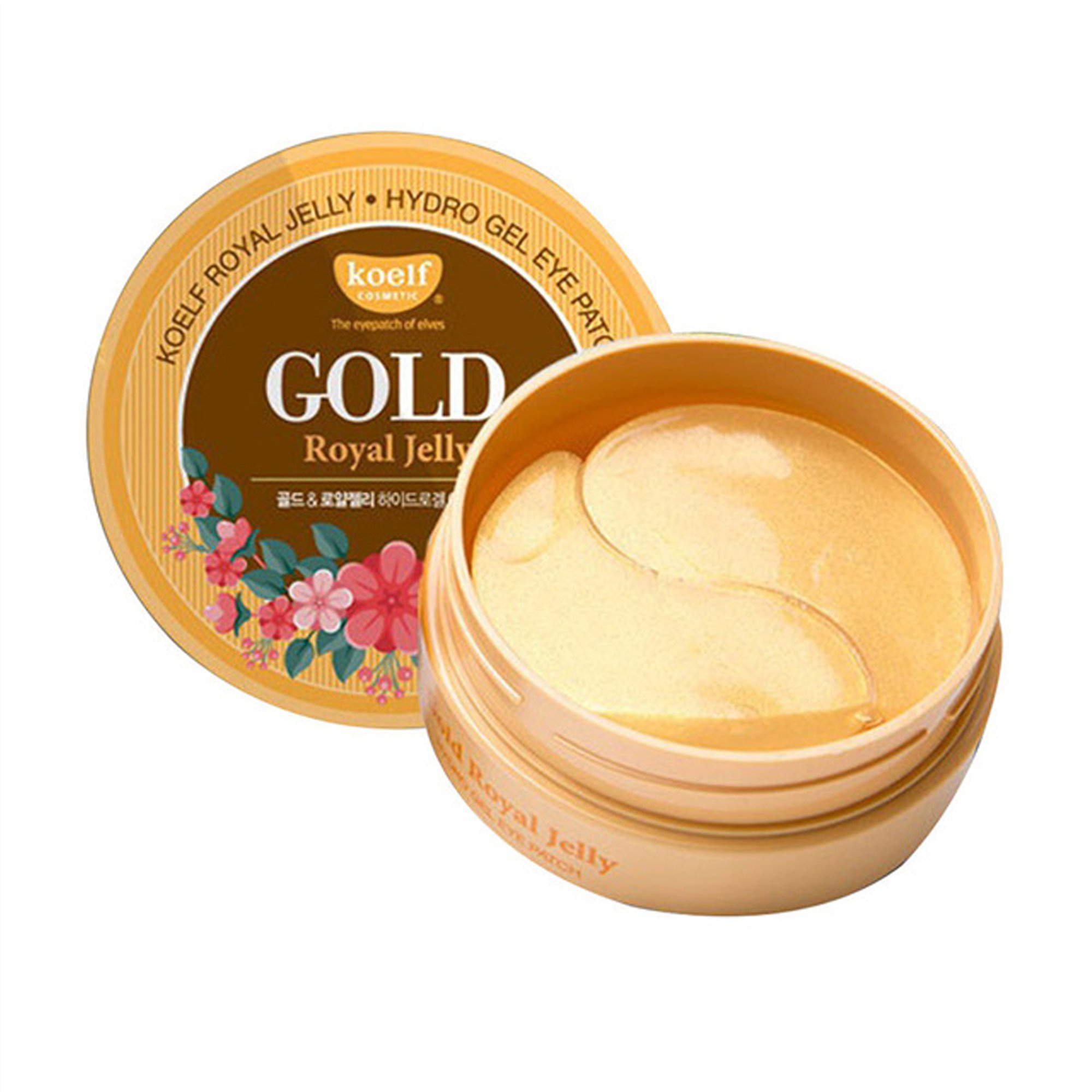 Koelf Gold Royal Jelly Hydrogel Eye Patch