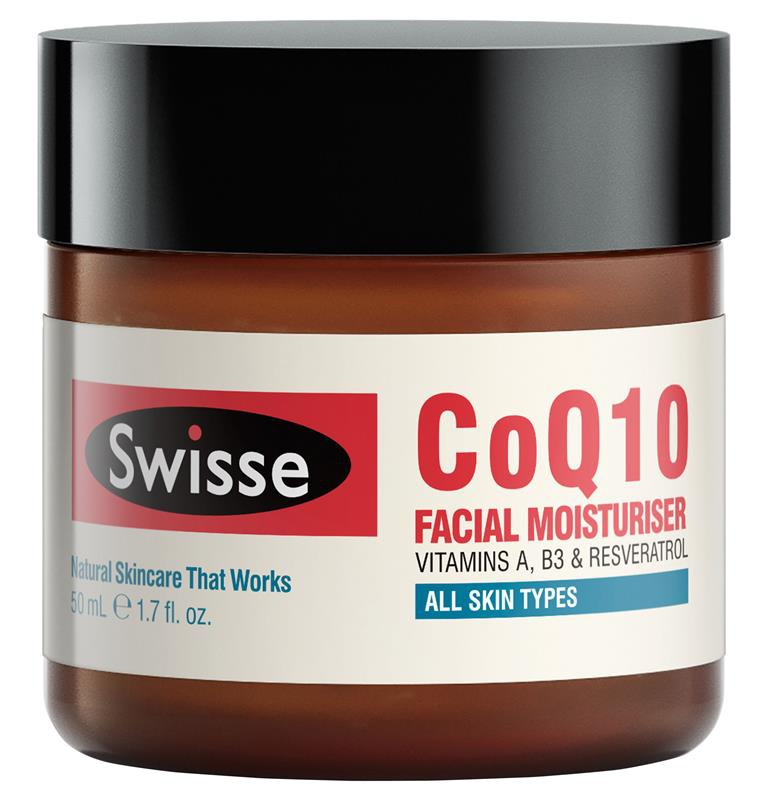 Swisse Co Q10 Anti-Aging Facial Moisturiser