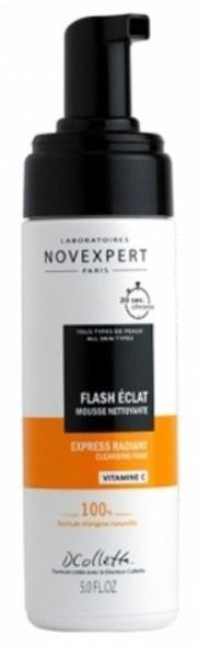 Novexpert Express Radiant Cleansing Foam