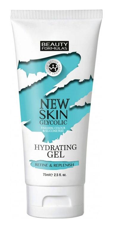 Beauty Formulas New Skin Glycolic Hydrating Gel