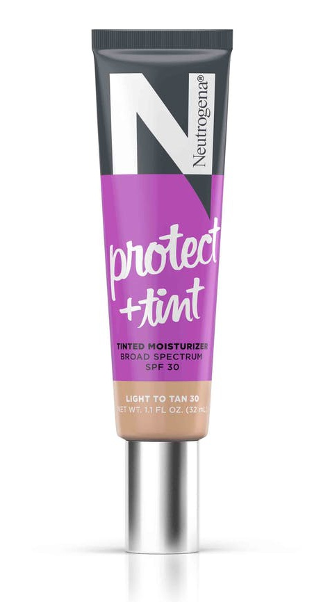 Neutrogena Protect + Tint Face Moisturizer