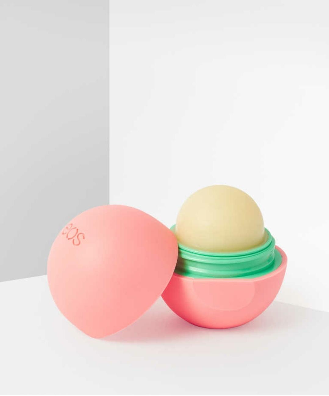 eos Smooth Sphere Organic Honey Lip Balm