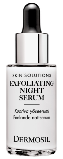 Dermosil Exfoliating Night Serum