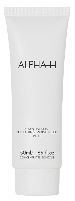 Alpha-H Essential Skin Perfecting Moisturiser With SPF 15