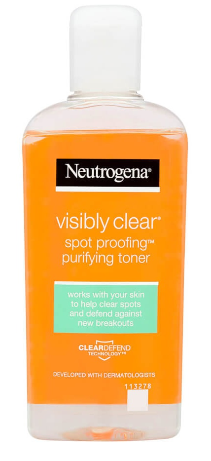 Neutrogena Visibly Clear Spot Proofing Purifying Toner