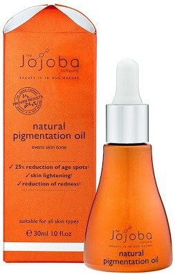 The Jojoba Company Natural Pigmentation Oil