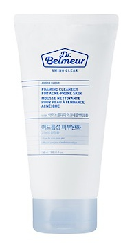 The Face Shop Dr.Belmeur Amino Clear Bubble Foaming Cleanser For Acne Prone Skin